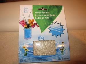 Water beads - before soaking.