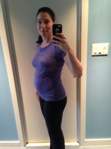Second pregnancy -- 25 weeks