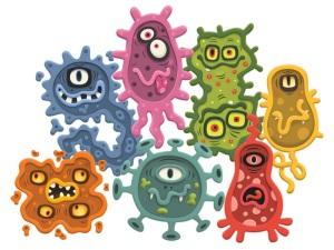 Source: http://www.mrdavidbowen.com/Dettol-Germ-Stamps